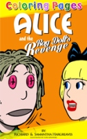 Fairy Tales for Kids Alice and the Rag Doll's Revenge by Samantha and Richard Hargreaves