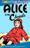 Fairy Tales for Kids Alice in the Clouds by Samantha and Richard Hargreaves