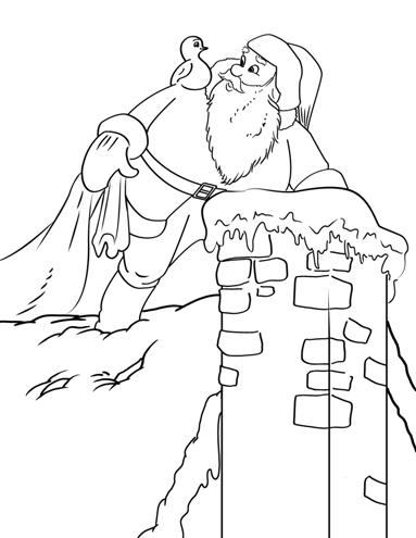 Kindle Edition - Christmas Coloring Book - Santa Coloring Pages - Christmas Coloring Sheets - V2: Christmas Coloring Books Volume 2 Paperback